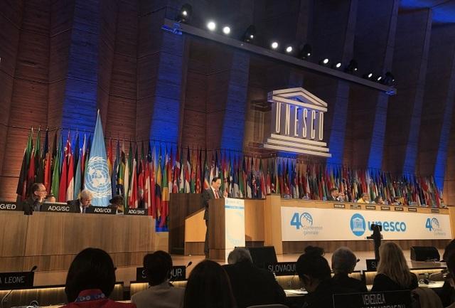 Nâng cao vai trò, vị thế Việt Nam trong UNESCO - 2