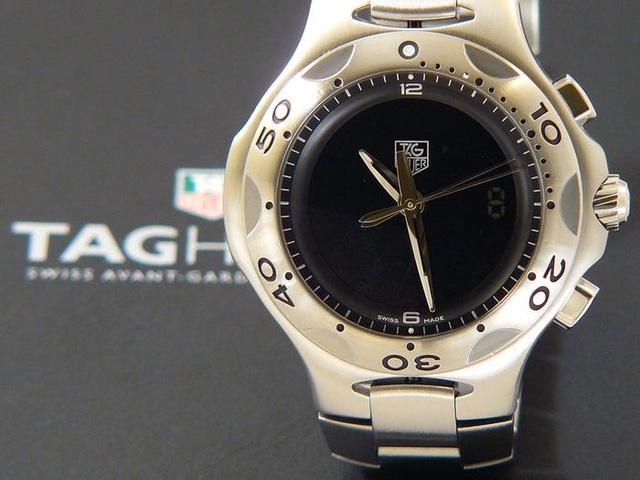 Ngắm loạt đồng hồ nghìn USD của các CEO công nghệ nổi tiếng - 4
