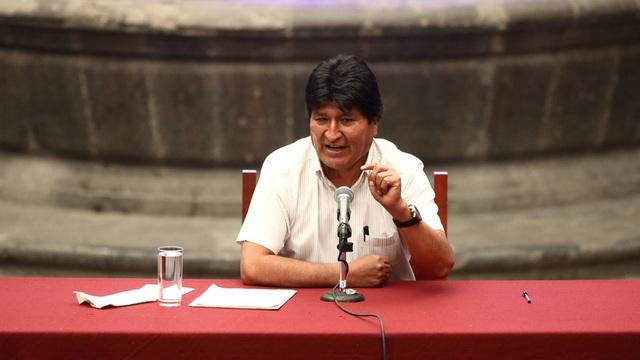 """Cựu Tổng thống Bolivia cáo buộc Mỹ liên quan tới """"kế hoạch đảo chính"""" - 1"""