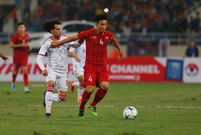 Việt Nam 1-0 UAE: Tiến Linh ghi bàn đẳng cấp - 9