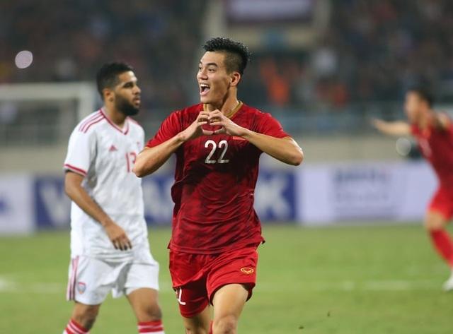 Ba điểm nhấn ở trận tuyển Việt Nam thắng nhẹ UAE - 2