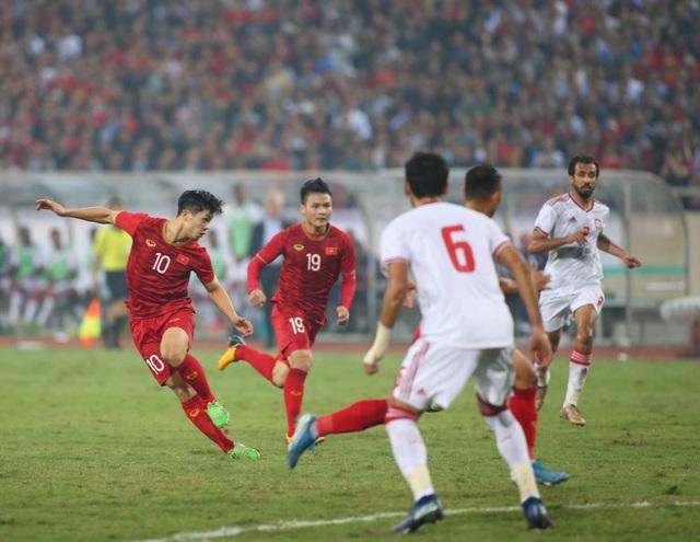 Việt Nam 1-0 UAE: Tiến Linh ghi bàn đẳng cấp - 5