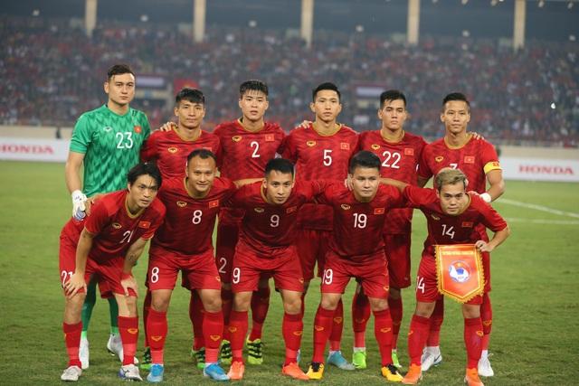 Việt Nam 1-0 UAE: Tiến Linh ghi bàn đẳng cấp - 25
