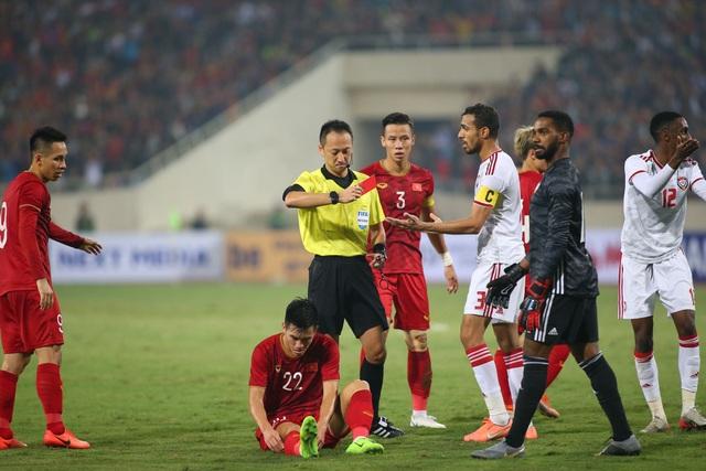 Việt Nam 1-0 UAE: Tiến Linh ghi bàn đẳng cấp - 13