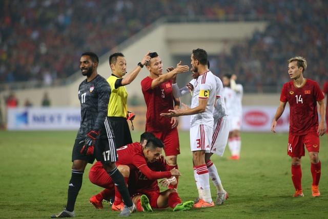 Việt Nam 1-0 UAE: Tiến Linh ghi bàn đẳng cấp - 14