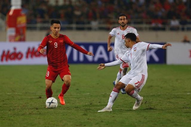 Việt Nam 1-0 UAE: Tiến Linh ghi bàn đẳng cấp - 4