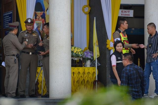 Diễn biến mới vụ tướng Thái Lan thiệt mạng sau khi bắn chết 2 người tại tòa - 1