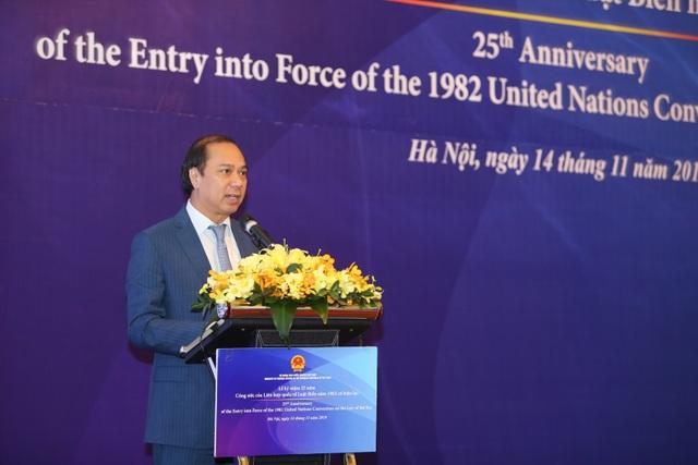 Việt Nam tuân thủ Công ước luật Biển trong giải quyết tranh chấp ở Biển Đông - 2