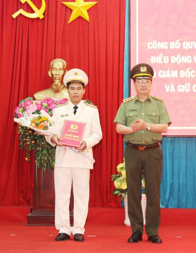 Phó Giám đốc Công an Bình Thuận làm Giám đốc Công an Bạc Liêu - 1