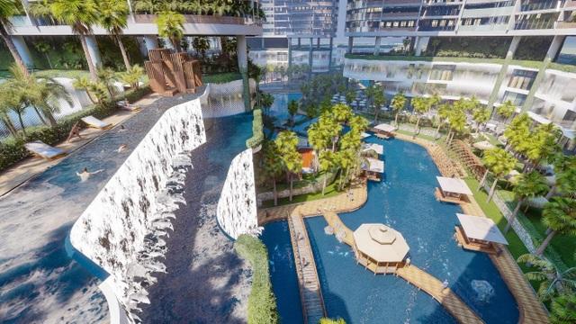 """Triển khai tổ hợp """"Wellness  Fresh Resort"""" đầu tiên của TP. HCM tại Quận 7 - 2"""