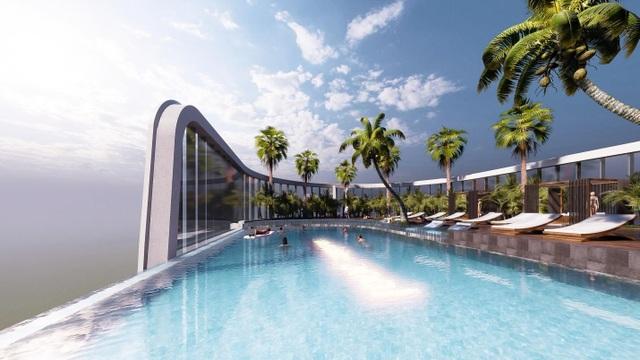 """Triển khai tổ hợp """"Wellness  Fresh Resort"""" đầu tiên của TP. HCM tại Quận 7 - 9"""