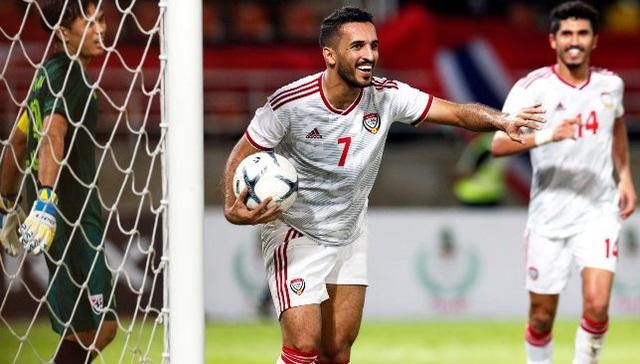 Ba câu hỏi cho đội tuyển UAE trước trận chiến với Việt Nam - 1