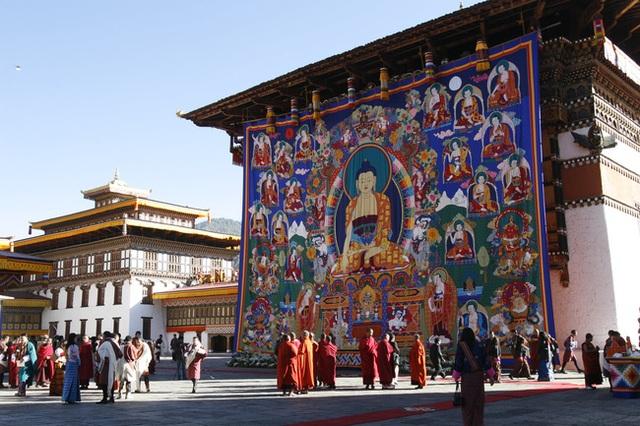 Bạn trẻ thử sống chậm ở vương quốc Bhutan - 1