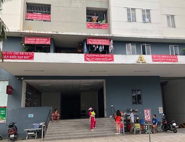 Hàng loạt sai phạm tại dự án chung cư Tín Phong: Kiểm điểm nhiều cá nhân liên quan - 1
