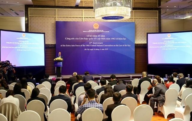 Việt Nam tuân thủ Công ước luật Biển trong giải quyết tranh chấp ở Biển Đông - 1