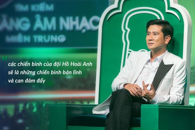 """Hồ Hoài Anh, Quang Linh và Hồ Ngọc Hà """"đối đầu"""" căng thẳng - 3"""