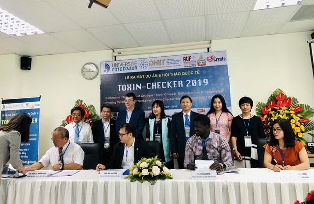 Đại học Đà Nẵng nghiên cứu công nghệ kiểm thử độc tố trong thực phẩm - 1