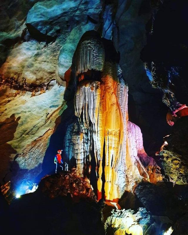 """Động Chà Lòi – """"mê cung dát vàng"""" trong lòng đất tại Quảng Bình - 1"""