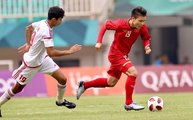 Báo Trung Quốc dự đoán UAE sẽ đánh bại Việt Nam - 1
