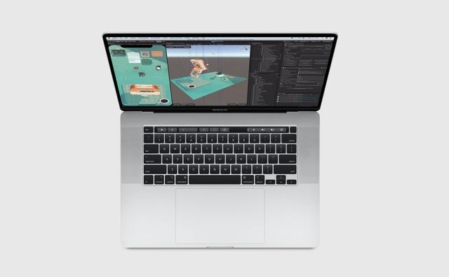 Apple trình làng MacBook Pro 16-inch với bàn phím kiểu mới, giá từ 55,6 triệu đồng - 1