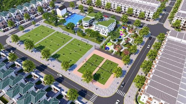 Nhà phố thương mại Nghĩa Hành New Center - Điểm sáng cho thị trường BĐS Quảng Ngãi - 1