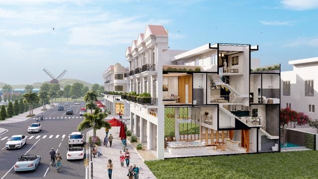 Nhà phố thương mại Nghĩa Hành New Center - Điểm sáng cho thị trường BĐS Quảng Ngãi - 2
