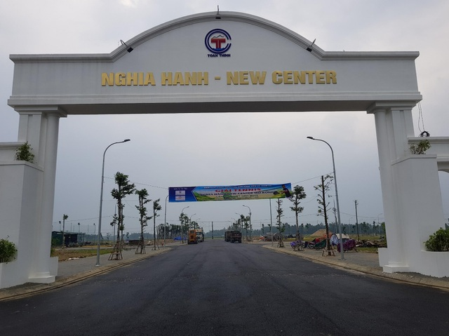 Nhà phố thương mại Nghĩa Hành New Center - Điểm sáng cho thị trường BĐS Quảng Ngãi - 3