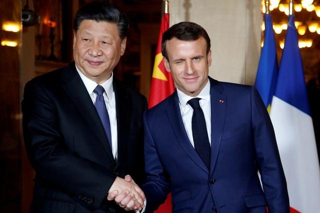 """Trung Quốc chưa """"đủ sức"""" lôi kéo Pháp dừng hành động trên Biển Đông - 1"""