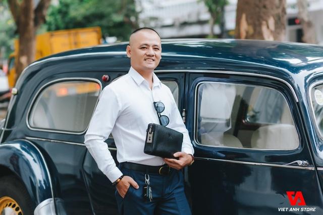 """Tò mò về siêu phẩm """"ví da nam khóa vân tay"""" lần đầu xuất hiện tại thị trường Việt Nam - 3"""