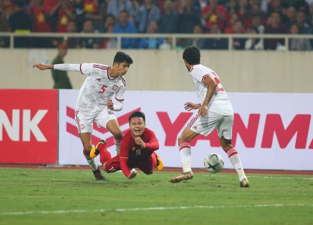 Việt Nam 1-0 UAE: Tiến Linh ghi bàn đẳng cấp - 22