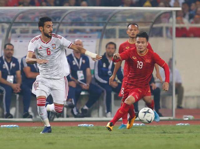 Việt Nam 1-0 UAE: Tiến Linh ghi bàn đẳng cấp - 21