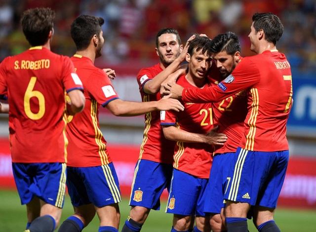 Những cuộc chiến khốc liệt cho tấm vé dự Euro 2020 - 4