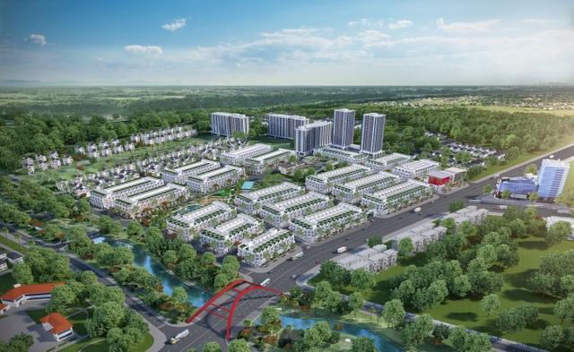 Tiến Lộc Group ký hợp tác phát triển khu đô thị Tiến Lộc Garden - 2