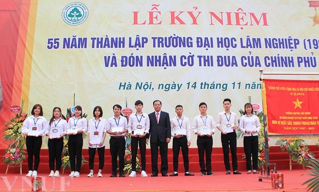 Trường ĐH Lâm nghiệp đặt mục tiêu vào top khu vực châu Á - 5