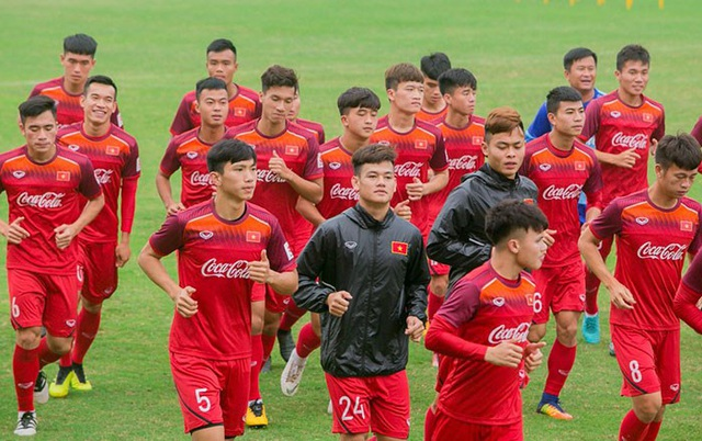 Ban tổ chức SEA Games bất ngờ đổi lịch thi đấu của U22 Việt Nam - 1