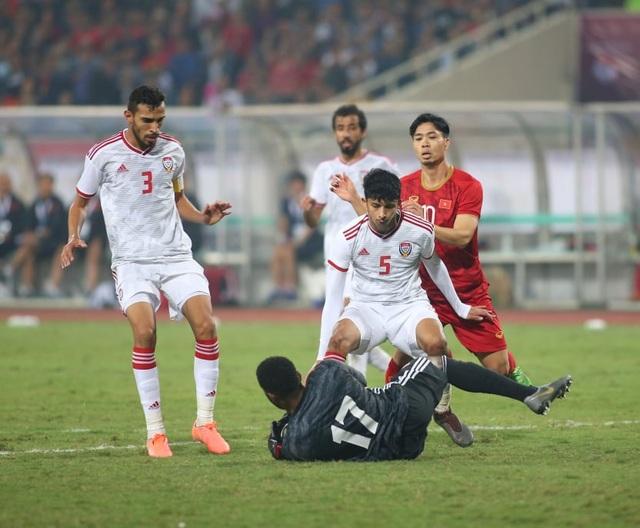 Việt Nam 1-0 UAE: Tiến Linh ghi bàn đẳng cấp - 6