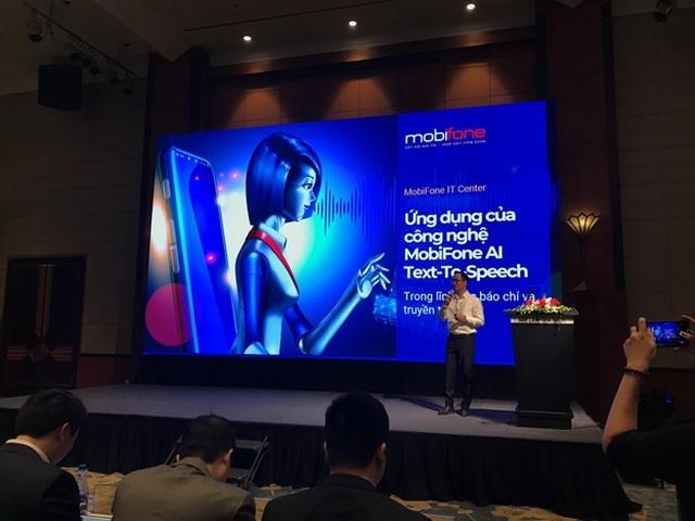 MobiFone đưa ra giải pháp cho các báo tại Diễn đàn Báo chí và Công nghệ - 3