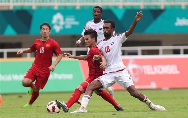 Báo Trung Quốc dự đoán UAE sẽ đánh bại Việt Nam - 2