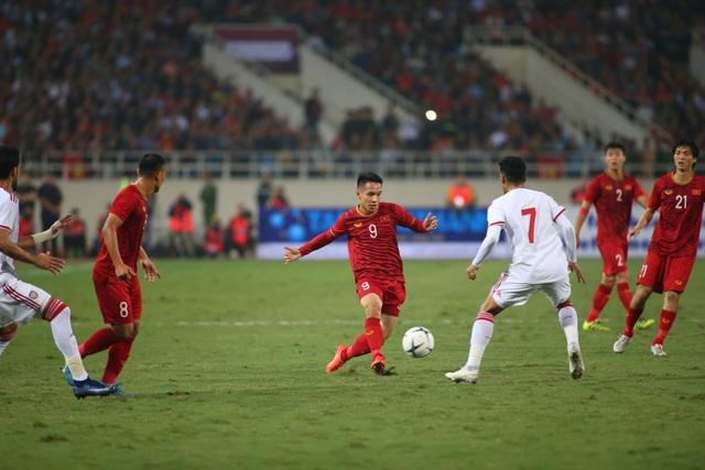 """""""Đội tuyển Việt Nam không dồn đội hình để thắng đậm UAE là hợp lý"""""""