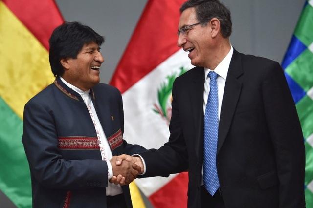 """Khủng hoảng Bolivia hé lộ """"bức tranh tối màu"""" ở Mỹ Latin - 1"""