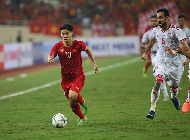 Công Phượng làm khổ hàng thủ đội tuyển UAE như thế nào? - 5