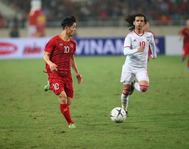 Công Phượng làm khổ hàng thủ đội tuyển UAE như thế nào? - 8