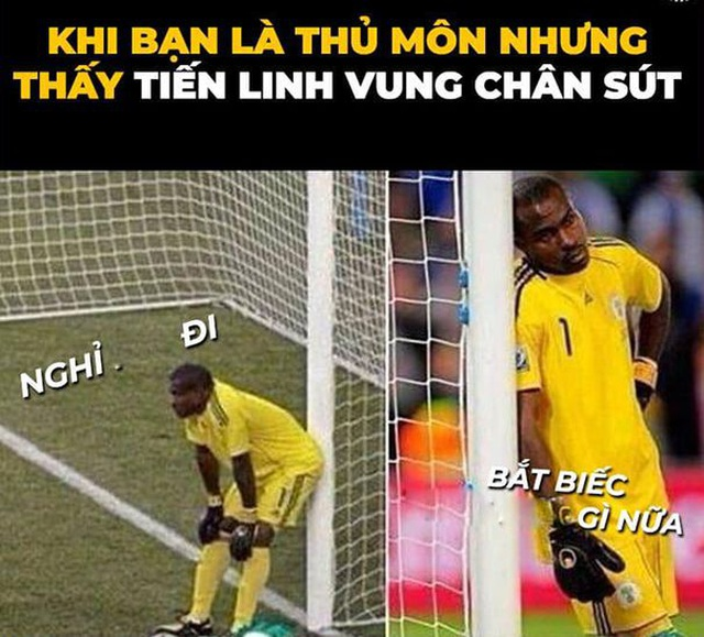 Loạt ảnh chế hài hước và ấn tượng ăn mừng chiến thắng của đội tuyển Việt Nam - 5