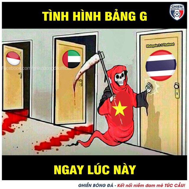 Loạt ảnh chế hài hước và ấn tượng ăn mừng chiến thắng của đội tuyển Việt Nam - 8