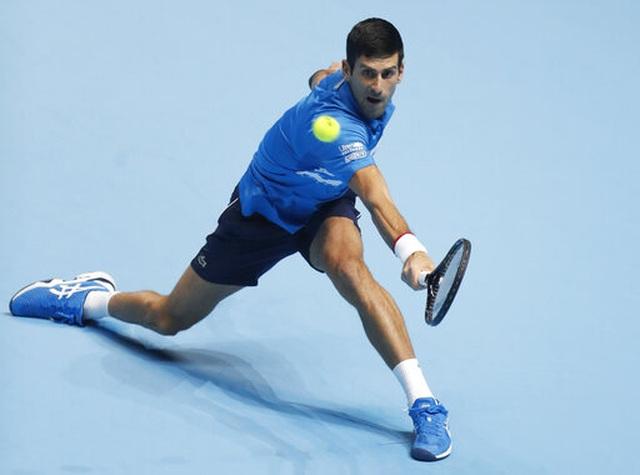 ATP Finals: Thua Federer, Djokovic bị loại sau vòng bảng - 2