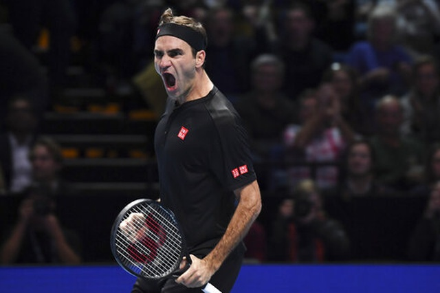 ATP Finals: Thua Federer, Djokovic bị loại sau vòng bảng - 1
