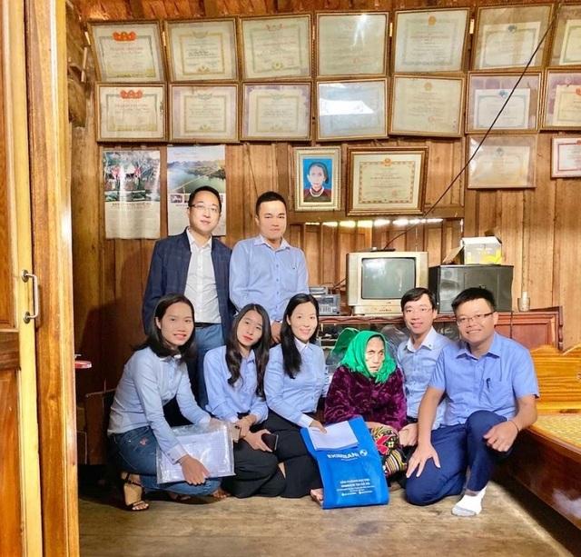Eximbank đền ơn đáp nghĩa tại xã Tam Thái, huyện Tương Dương, tỉnh Nghệ An - 1