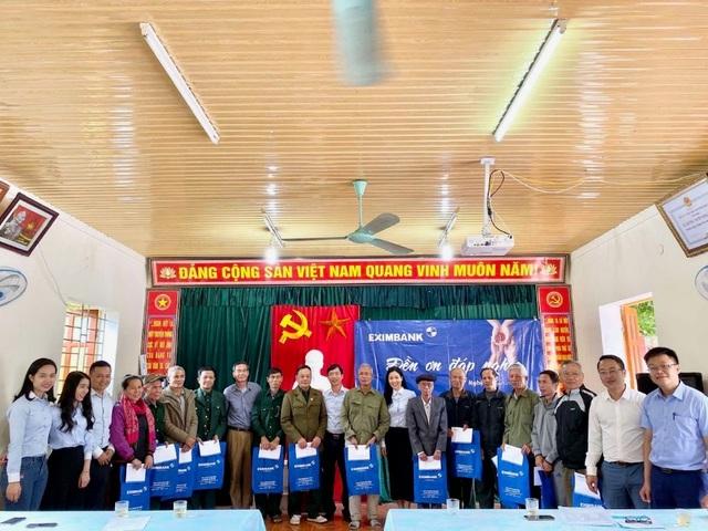 Eximbank đền ơn đáp nghĩa tại xã Tam Thái, huyện Tương Dương, tỉnh Nghệ An - 2