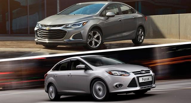 Chevrolet và Ford bị khách hàng quay lưng vì khai tử Cruze và Focus - 1