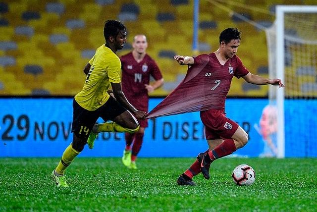 Báo Thái Lan thất vọng não nề sau thất bại trước Malaysia - 1